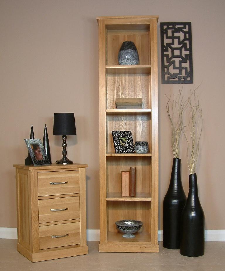 mobel oak 3 drawer lamp table larger image